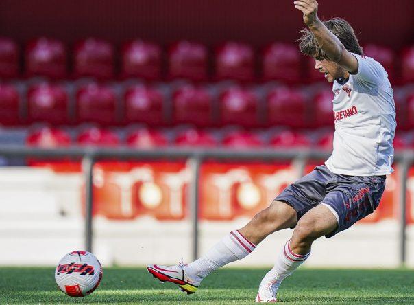 Braga B vence Tirsense em jogo particular 1