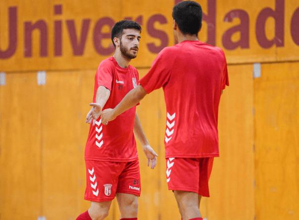 SC Braga/AAUM continua a preparar o arranque da Liga Placard 3