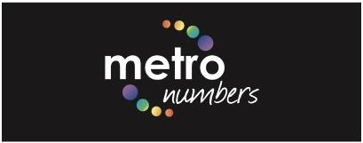 Metro Numbers