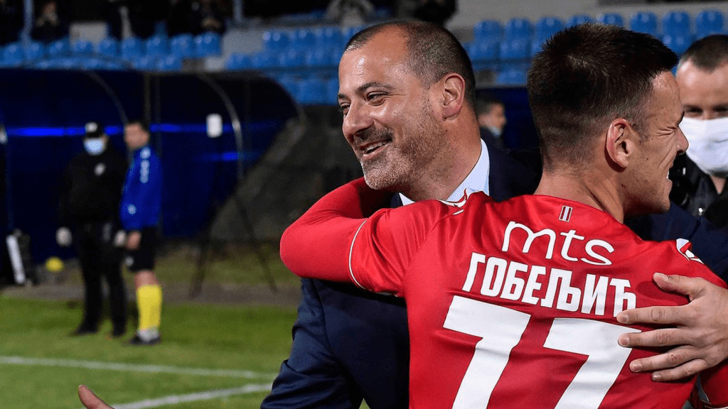 Adversário à Lupa | FK Crvena Zvezda 4