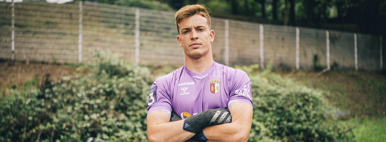 Leonardo Ferreira renova pelo SC Braga 2
