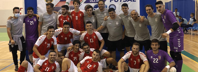 SC Braga/AAUM vence IV Torneio Cidade de Vila Real 3