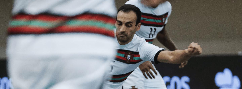 Fábio Cecílio decisivo na vitória de Portugal 3