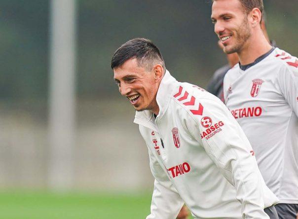Convocados:  PFC Ludogorets vs SC Braga 2
