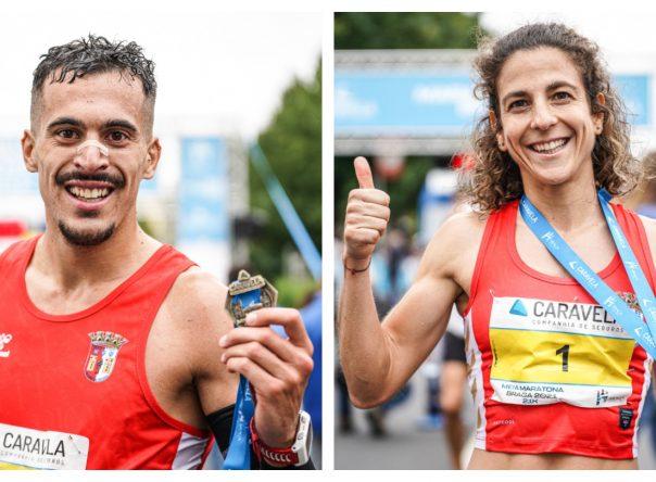 Paulo Rosário e Vanessa Carvalho vencem a Meia Maratona de Braga 4