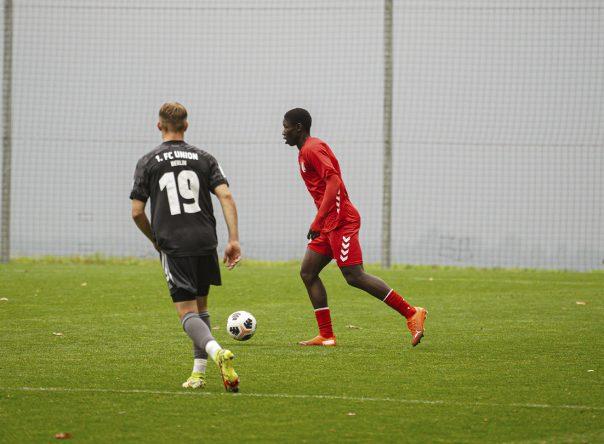 Sub-19 vencem União de Berlim em jogo particular