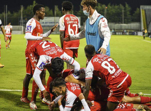 Braga B vence em Felgueiras 3