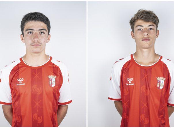 Duo Gverreiro na Seleção Nacional Sub-15 1