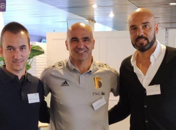 SC Braga marcou presença no Youth Football Knowledge Exchange 4