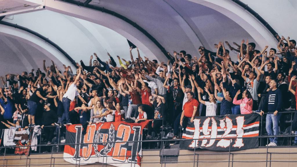 SC Braga/AAUM   Regresso do público 2
