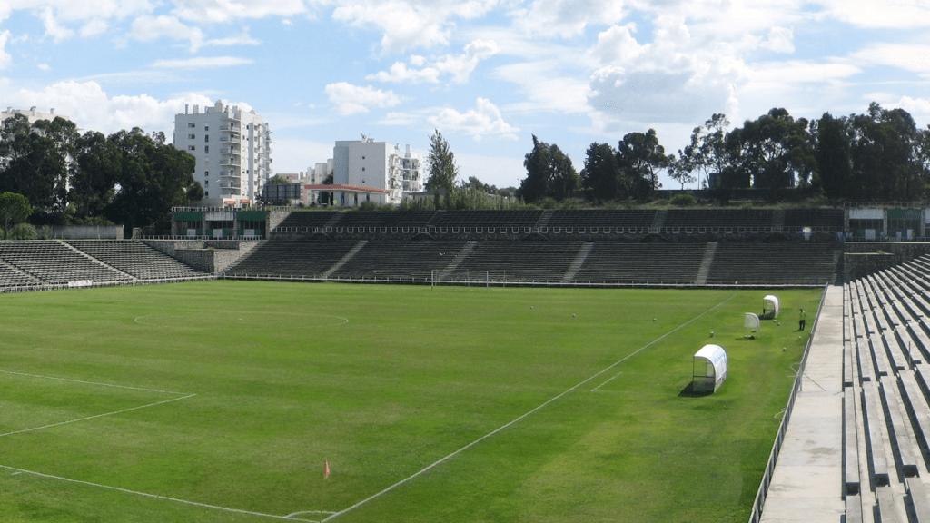 UFC Moitense x SC Braga no Estádio Alfredo da Silva