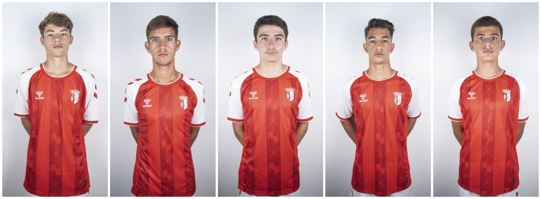 Cinco Gverreiros convocados para a Seleção Sub-15 1