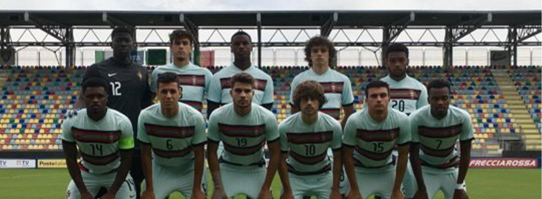 Seleção Nacional Sub-20 fecha estágio com empate 2
