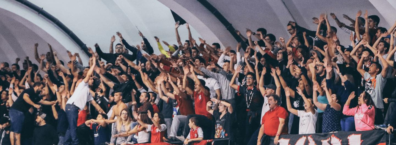 SC Braga/AAUM   Regresso do público