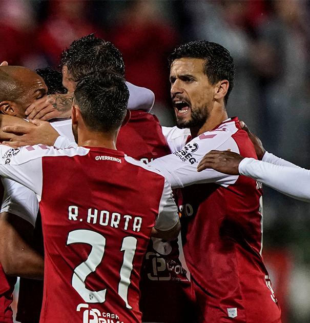 INSIDE LEÇA FC 1-3 SC BRAGA